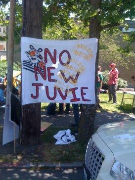 no juvie banner