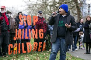 stop jailing children