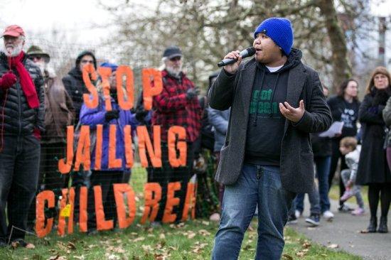 stop jailing children