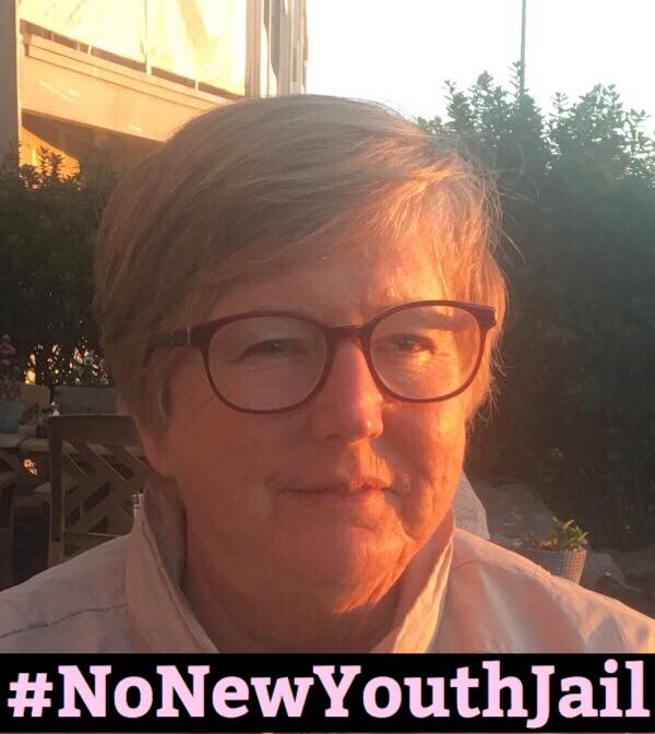 Meet Anne Jenny, Commissioned Minister for Transformative Justice, Northshore United Church of Christ and one the clergy members arrested today.